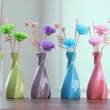 Banheira de vender uma boa qualidade cerâmica vaso de aromaterapia com difusor de cana
