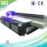 Imprimante à plat UV industrielle polychrome efficace d'impression élevée