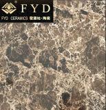 60*60によって磨かれる艶をかけられた大理石の磁器はFqa1015をタイルを張る