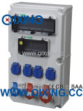 Cee 최신 Favorlable 전기 방수 조합 소켓 상자
