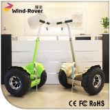 風の粗紡機の電気手段2の車輪の移動性の電気スクーター