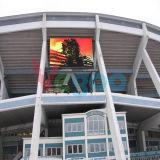 Pantalla de visualización publicitaria video a todo color al aire libre de LED P6