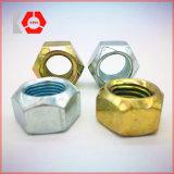 Noix lourde de tête d'hexagone d'ASTM-A194 2h