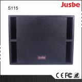 """S115 haut-parleurs de subwoofer du modèle 450W neuf 15 """" pour la performance extérieure"""