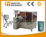 Auto máquina de embalagem da pasta dos pimentões