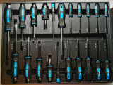Migliore europeo che vende l'insieme di strumento resistente del carrello 249PCS (FY249A)