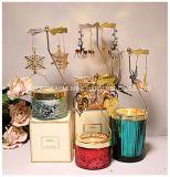 Candela domestica della cera della decorazione, candela di lusso del regalo