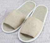 Le linge de maison chiffon Type /ouvrir /Semelle PU Toe pantoufle Slipper