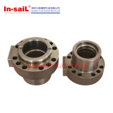 Shenzhens Präzision CNC-maschinell bearbeitenbefestigungsteil-Teile für Automobil