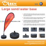 Umbrella Base de água de areia grande para eventos ao ar livre ao ar livre