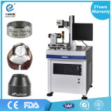 20W Graveur laser à fibre plastique Raycus en aluminium de la machine en acier inoxydable de la vente en plastique