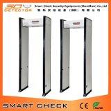 Scanner pieno del corpo del singolo di zona metal detector eccellente dello scanner