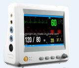 "O Ce do monitor paciente de 7 "" sinais vitais marcou"