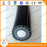 UL Listed Tr-XLPE isolé Cws Shield 25kv Urd Cable