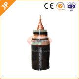 Медный/алюминиевый силовой кабель кабеля XLPE (cross-linked полиэтилена) изолированный