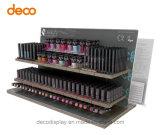 El cartón Encimera constituyen el soporte de pantalla para cosméticos