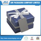 Cor Handmade luxuosa de Pantone da parte alta na caixa vazia extravagante de papel da caixa de presente para a jóia