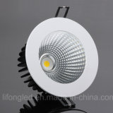 Ce approuvé en aluminium 20W Jewelry Store LED Down Light