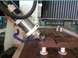 Fräser CNC-3D/Stein-CNC-Stich-Ausschnitt-Maschine für Holz, MDF, Aluminium, Stein, Glas