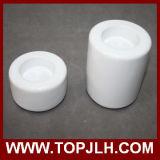 Venta al por mayor China Sublimación Blanks Ceramic Candle Holder