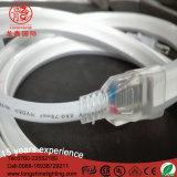 Intense lampe au néon flexible bleue du luminosité 220V/110V de DEL pour la décoration de signe extérieur
