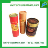 Un emballage cadeau personnalisé le couvercle du vérin et le Bas Boîte de vin