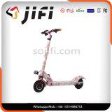 Scooter électrique d'équilibre sec pour la foule de mode