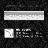PUの壁の装飾ホームデザインHn8009Xのための形成ポリウレタンコーニス