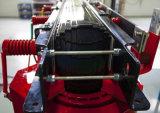Трехфазный сухой тип трансформатор, красный цвет, 1000kVA, 11/0.4kv