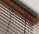 50mm hölzerne Jalousien/modernes Büro-hölzerne Vorhänge