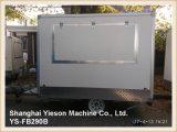 판매를 위한 Ys-Fb290b 2.9m 우유 커피 손수레 아이스크림 트럭