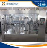 Água pura engarrafada automática cheia, máquina de enchimento da água mineral com Ce