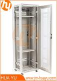 Gabinete de vidro/cerco da telecomunicação da porta da altura 14u a 42u