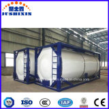 20FT 24CBM ISO Recipiente do tanque de gás de GNL de GPL com Certificados Csc