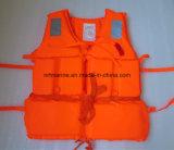 Dispositivo de flutuação pessoal Vestuário salva-vidas de desportos aquáticos