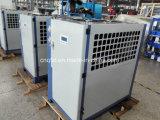 Refrigeratore di acqua raffreddato aria per industria di plastica