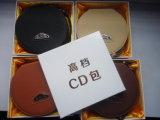 Coche de lujo del clip CD CD del coche con un conjunto CD grabado disco CD del bolso DVD del conjunto del coche de la capacidad grande