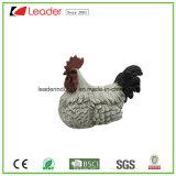 Реалистичные Polyresin Hen цыпленок статую на Пасху украшения