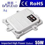 Ballast de xénon à grande puissance HW de 55 watts