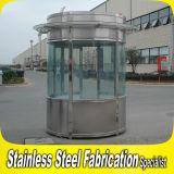 Boîte de gardiennage de sécurité de sécurité en acier inoxydable