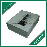 Flachgehäuse-faltbare Papppapierkasten für das Kleid-Verpacken