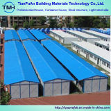 ISO Fast Build Prefab Modular Movable Slope Roof Prefabricated House