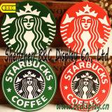 Il sottobicchiere personalizzato di vendita caldo di /Coffee del sottobicchiere della tazza di carta del sottobicchiere del sughero del MDF ha impostato (B&C-G034)