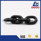 G80合金鋼鉄黒くされた鎖DIN5687-80の持ち上がる鎖