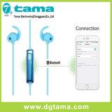 Attraktiver Minineckband-Sport drahtloser Bluetooth Kopfhörer für iPhone, iPad