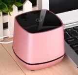 Haut-parleur 2017 portatif de Bluetooth de système de son d'ordinateur de Newlooking avec la lampe de DEL le meilleur cadeau de Noël