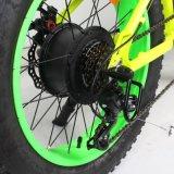 EUの市場のためのグリーン電力の脂肪質のタイヤ小型Ebike
