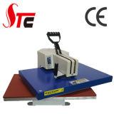Certificato capo assente d'agitazione assente Stc-SD02 del CE della macchina di scambio di calore di calore della stampatrice della maglietta dell'oscillazione di stile di Corea 40*60cm della pressa dell'oscillazione capa della macchina