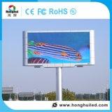 Visualizzazione di LED esterna della costruzione P16 per il campo da pallacanestro