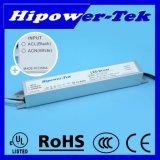 UL aufgeführtes 23W, 480mA, 48V konstanter Fahrer des Bargeld-LED mit verdunkelndem 0-10V